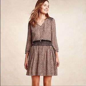 Anthropologie Vanessa Virginia size lg dress 🌟🌟